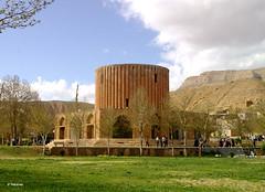 SUN STRUCTURE (SUN CASTLE) (P A H L A V A N) Tags: sun castle history king iran structure iranian  nader shah kalat   naderi  afshari tarikh     afsharian