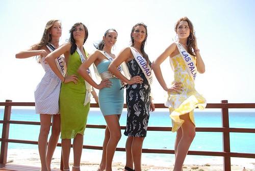 Miss Valladolid Palmas Cancún