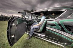 Black and Green '57 Buick (Hotpix [LRPS] Hanx for 1.5M Views) Tags: auto show park camera old usa black green slr classic car dave club america photography buick warrington automobile district group smith photographic tony vehicles american stuff 1957 vehicle americana autos dslr society 2009 hdr highdynamicrange automobiles 57 bellhouse tatton weatherby hotpix tonysmith gyca wwwthewdccorguk thewdccorguk wdccorguk bellhouseclub hotpixrocketmailcom hotpixukrocketmailcom contacttonysmithgmailcom tonysmithgmailcom tonysmiscscom tonysmithmisamscom
