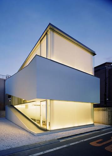 Koran Arsitektur: Desain kantor berkonsep kotak kaca ...