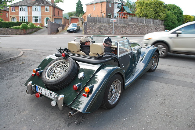 Morgan Roadster 3.0 V6 Cars Photos