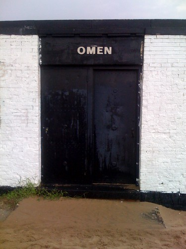 The Omen's WC