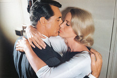 "Cary Grant, Eva Marie Saint, ""North by Northwest"", 1959 (thefoxling) Tags: hitchcock carygrant evamariesaint northbynorthwest"