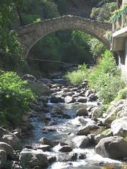 pont medieval de tavascan (afededeu) Tags: pirineus pirineu pallarssobir estaon tavascan riberadecards valldecards campirme