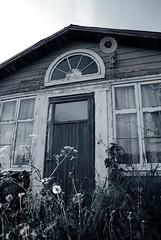 (johanna yliheikkil) Tags: urban bw white black abandoned nikon exploration ue d60 angelene oncewashome