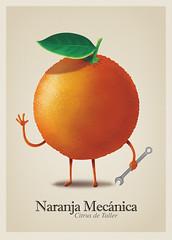 naranja mecanica (:raeioul) Tags: orange www clockworkorange clockwork naranja mecanica raeioucom