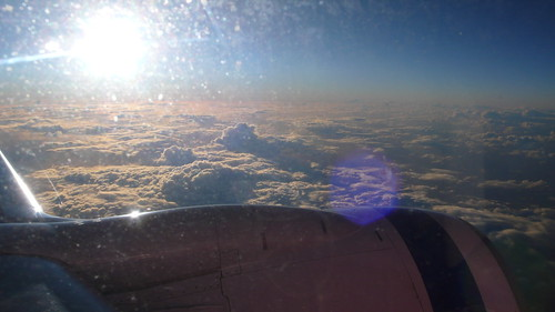 candy floss clouds. ºº candy-fLoss cLouds ºº. Wellington-Auckland flight.