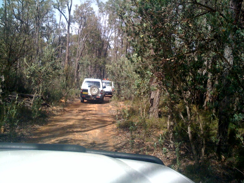 4wd course