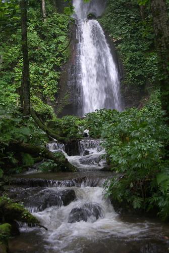 Kumoi fall at Oirase Gorge (雲井の滝@奥入瀬渓流)