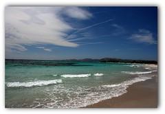 Le temps de l't (Solea20) Tags: mer nuages plage portovecchio corsedusud theunforgettablepictures vosplusbellesphotos seasandislands goldendiamondblog