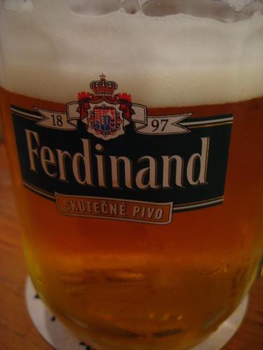 Ferdinand House Brew