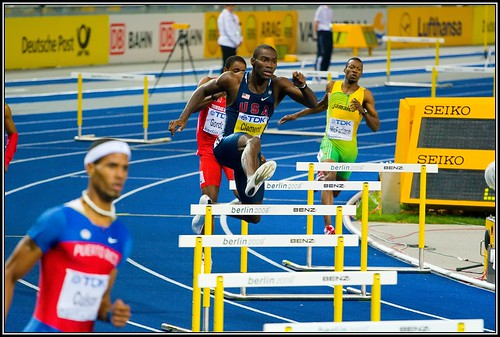 Las carreras de vallas (II): Tipos de obstáculos