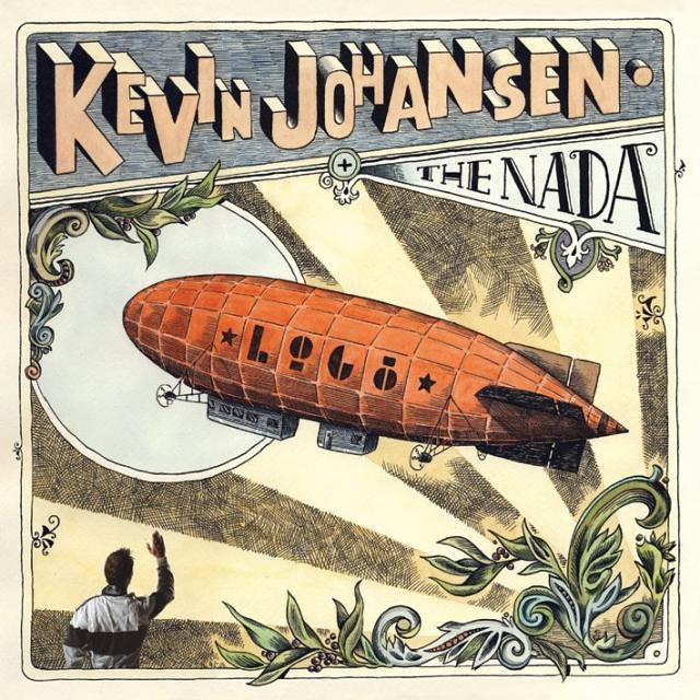 Kevin Johansen Logo albumart