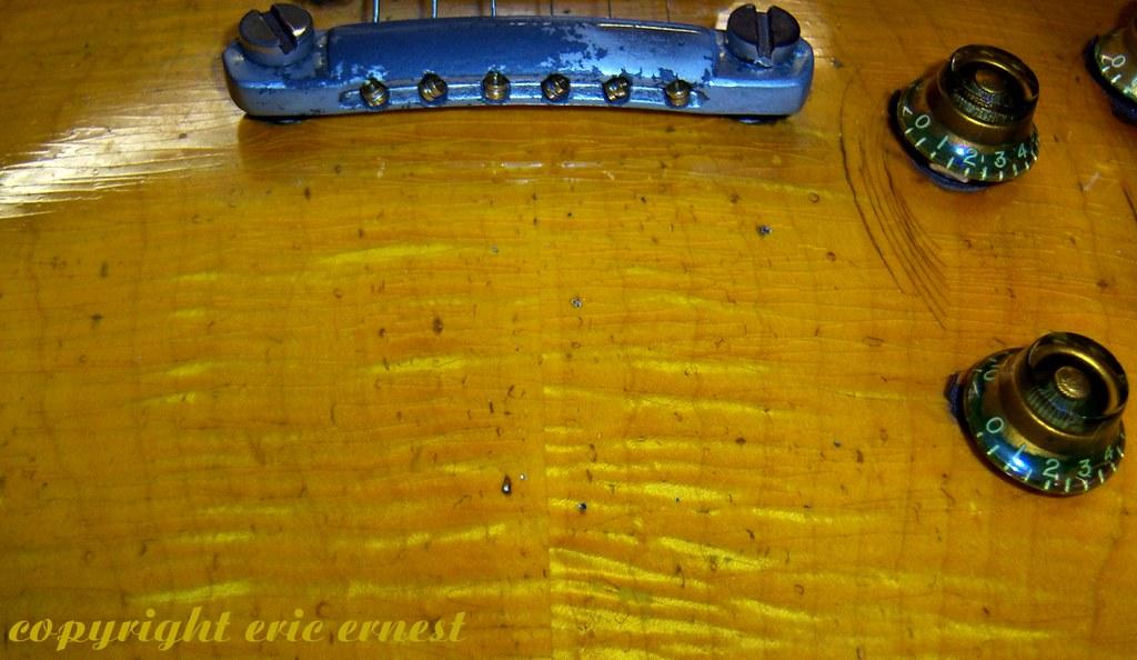 Peter Green Les Paul Greeny Greenie 1959 vintage Gibson Les Paul Standard guitar