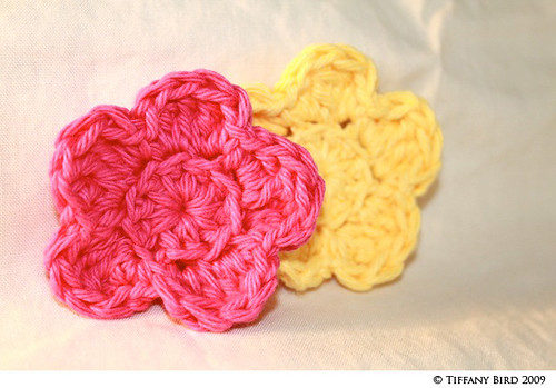 Crochet Geek - Free Instructions and Patterns: Multi Color Crochet
