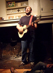 David Bazan in Beverly, MA