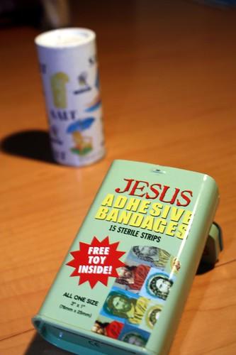 Jesus Bandages & Salt