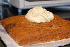 Cream Cheese Icing - Carrot Cake