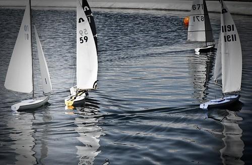 park summer water sailboat rc