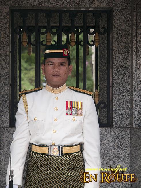 Istana Negara Royal Guard