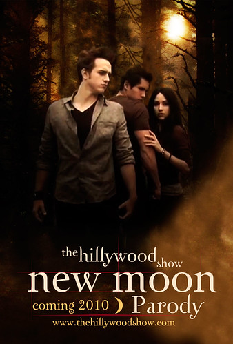 The Hillywood Show პაროდიები