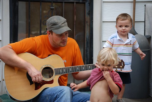 Dave, Levi and Judah | Flickr - Photo Sharing!