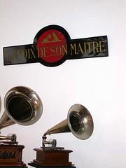 Tourne-disques10-La Voix de son maître (Geher) Tags: france radio de son musée sound museums orgues yonne enregistrement barbarie cylindres tournedisques stfargeau limonaires magnétophones