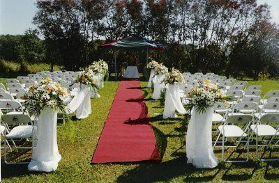 decorar a festa de casamento