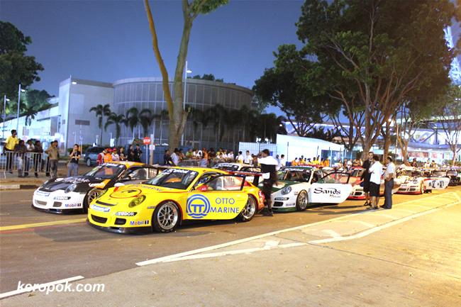 Porsche Carrera Cup Asia