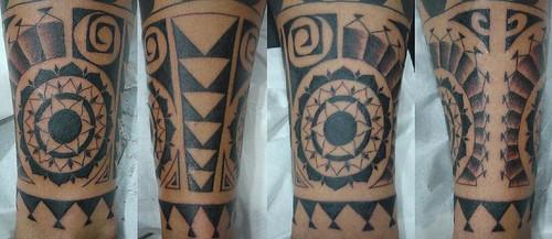 maori masculina perna