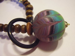 P5240008 (fimolandija) Tags: cane photo necklace beads colorful gallery modeling unique craft jewelry fimo bracelet earrings pendant millefiori hand polymer clay made