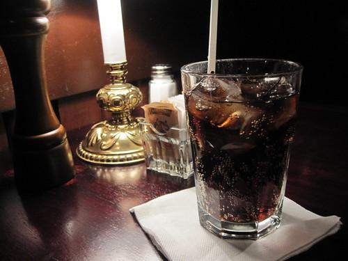 Diet Coke at Bâton Rouge