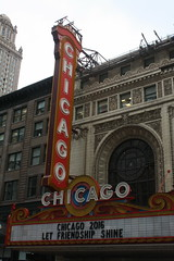 IMG_5655 (rebeccaplotnick) Tags: city usa chicago color building architecture photo illinois downtown loop w architectural photograph olympic olympics backthebid daleyplaza 2016 summerolympics olympicflag itsgonnahappen 2016olympics bidforolympics ibackthebid