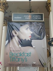 Anna Friel in Breakfast At Tiffany's