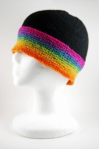 Black Noro Hat 01