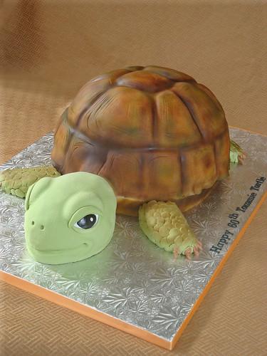 как сделать торт черепашка фото
