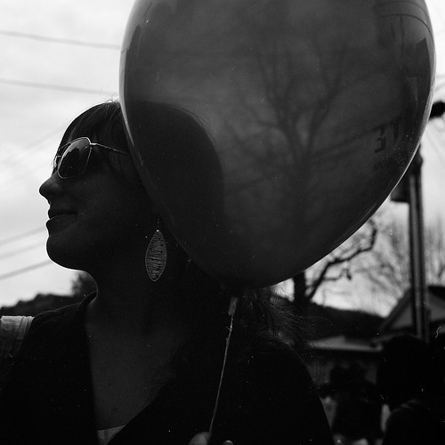 Tristan & Balloon