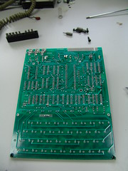 Sinclair ZX80 PCB (Villenero) Tags: classic vintage computer motherboard pcb sinclair z80 zx80