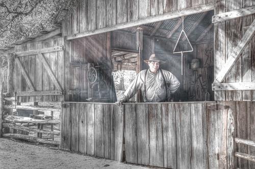1915 Farmer
