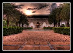 Putrajaya (lordmint) Tags: sunset putrajaya moroccanhouse lordmint 40dputrajaya