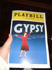 Legend. Legacy. History. (andrewg610) Tags: broadway patti playbill gypsy lupone