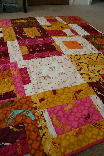 Heather Ross Mendocino Quilt