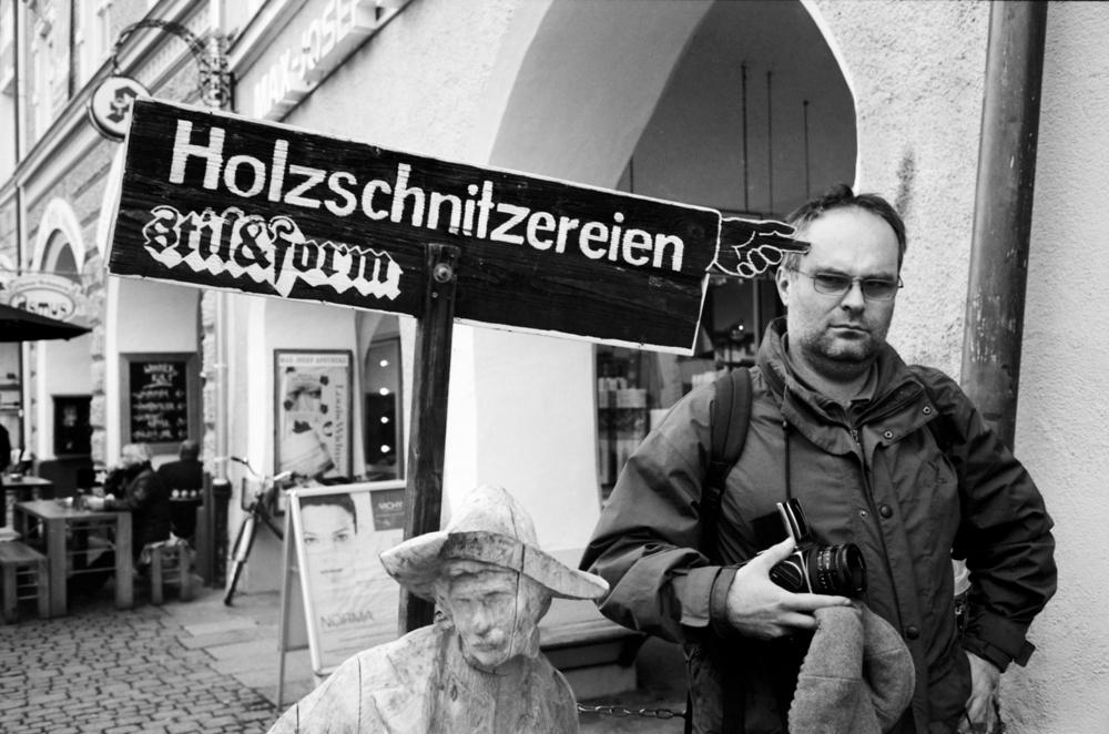 Holzkopf