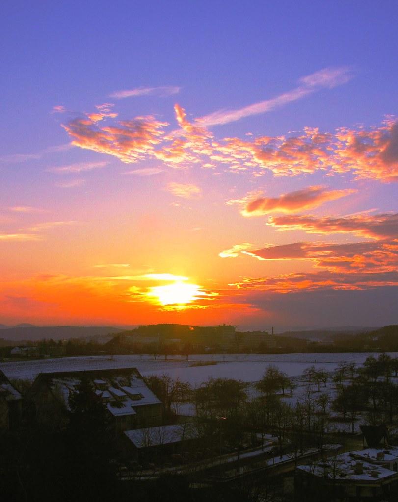 il tramonto sunset