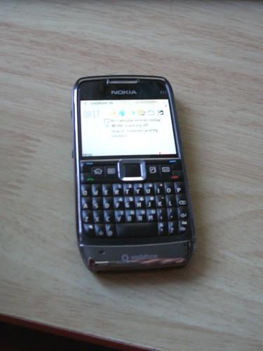 Nokia E71 loveliness