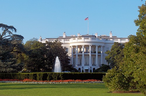 The White House, 1600 Pennsylvania Avenue