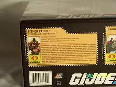 G.I. Joe - Sting Raider with Copperhead (Copperhead Command File) (JTKranix) Tags: code cobra name sting joe python patrol gi enemy copperhead raider kranix