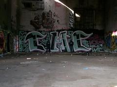 1 MORE & SYRE, TMC (KING SYRE) Tags: portland graffiti caps most tips much the thephantomwind destroyyourtelevision themediacrisis totalmindcontrol coolesttoo crushinportlandseattlegraffitibombinspray paintaerosolking kingozeesyepsrekitrip citybabyface kingstickersslap tagswheat pastethrowiesscibesbombspiecesrollersproductionsaerosol assassinsaerosolwarfare slickrickflair