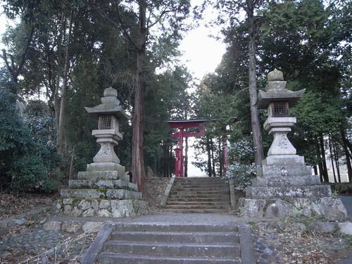 てくてくまっぷ(當麻の里)-山口神社-14