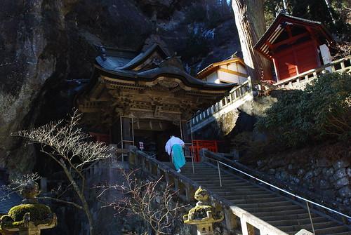 榛名神社 haruna shrine